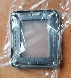 Установочная рамка со стеклом и уплотнениями SCC, CM 61-202 40.00.091S