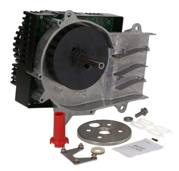 Мотор вентилятора с сальником SCC линия 61-202 100-240В 450Вт 40.00.274P