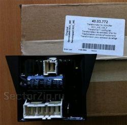 Трансформатор вентилятора охлаждения SCC_WE,CM_P 201/202 40.03.772