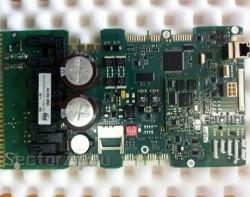 Плата процессора SCC_WE 60-202 начиная с 09/2011 42.00.260P (42.00.080P)