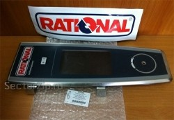 Вставка панели управления с декоративной накладкой *RAT* SCC_ WE 61-202 начиная с 09/2011 87.01.005