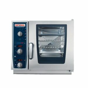 Пароконвектомат RATIONAL Combi Master® Plus CM XS B609100.01.202