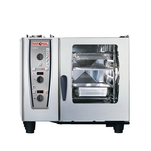 Пароконвектомат RATIONAL Combi Master® Plus CM61 (автоматическая очистка)  B619100.01.202