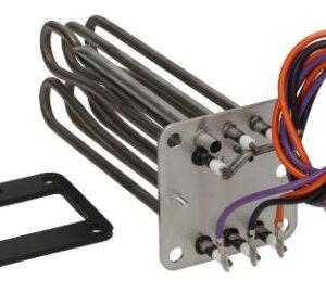 ТЭН парогенератора с уплотнением SCC_WE, CM_P 61/101/E 400B 9кВт Y начиная с 09/2011 87.01.011