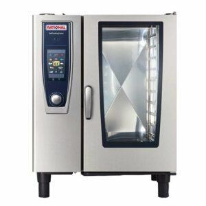 Пароконвектомат RATIONAL SelfCooking Center® SCC101 газ B118300.30