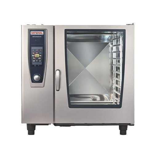 Пароконвектомат RATIONAL SelfCooking Center SCC102 электро B128100.01