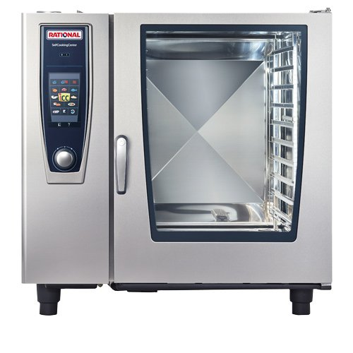 Пароконвектомат RATIONAL SelfCooking Center® SCC102 газ B128300.30