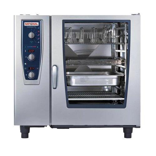 Пароконвектомат RATIONAL  Combi Master® Plus CM102 (автоматическая очистка) B129100.01.202