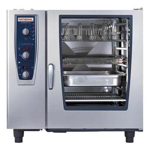 Пароконвектомат RATIONAL Combi Master® PlusCM102 Gas (автоматическая очистка) B129300.30.202