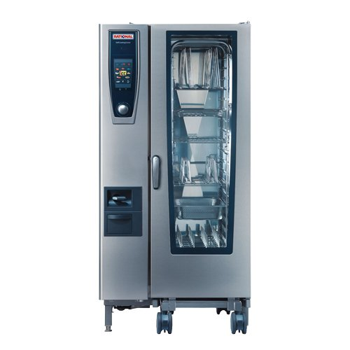 Пароконвектомат RATIONAL SelfCooking Center® SCC201 газ B218300.30