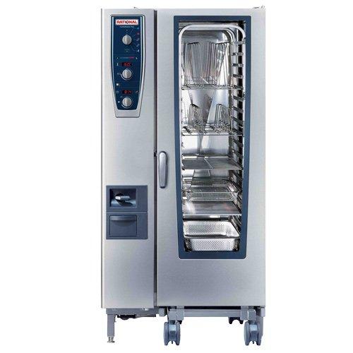 Пароконвектомат RATIONAL Combi Master® Plus 201 газ (автоматическая очистка) B219300.30.202