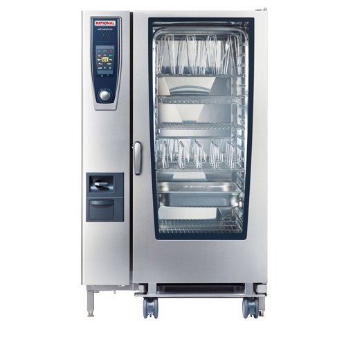 Пароконвектомат RATIONAL SelfCooking Center® SCC202 газ B228300.30