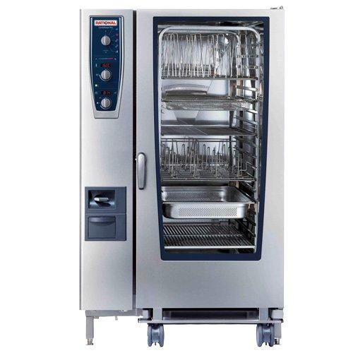 Пароконвектомат RATIONAL Combi Master® Plus CM202 электро (автоматическая очистка) B229100.01.202