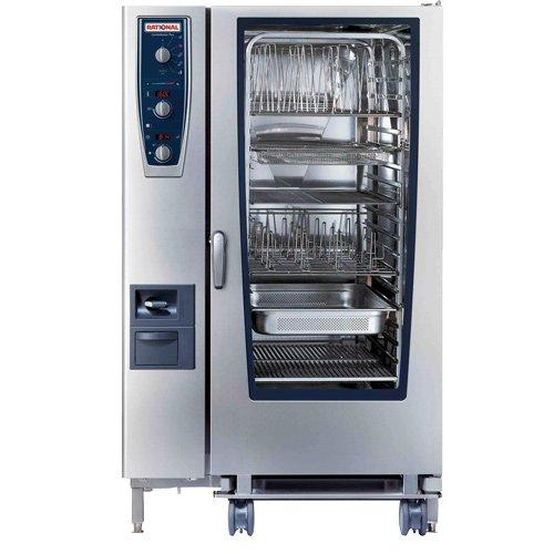 Пароконвектомат RATIONAL Combi Master® Plus CM202 Газ (автоматическая очистка) B229300.30.202