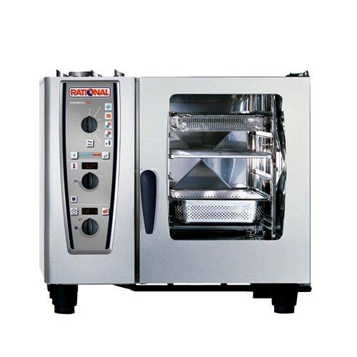 Пароконвектомат RATIONAL Combi Master® Plus CM61 газ (автоматическая очистка) B619300.30.202