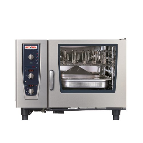 Пароконвектомат RATIONAL  Combi Master® Plus CM62 электро (автоматическая очистка) B629100.01.202
