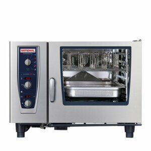 Пароконвектомат RATIONAL Combi Master® Plus 62 газ (автоматическая очистка) B629300.30.202