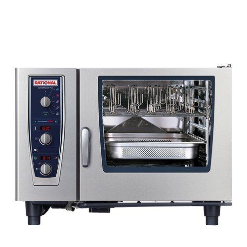 Пароконвектомат RATIONAL Combi Master® Plus CM62 газ (автоматическая очистка) B629300.30.202