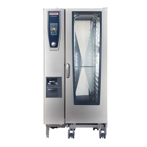 Пароконвектомат RATIONAL SelfCooking Center® SCC201 электро B218100.01