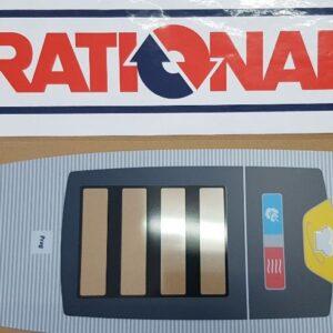 Декоративная накладка *RAT* SCC линия, SCC начиная с 04/2004  16.00.555