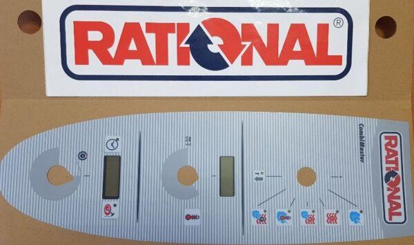 Декоративная накладка *RAT* SCC линия, CM начиная с 04/2004  16.00.556