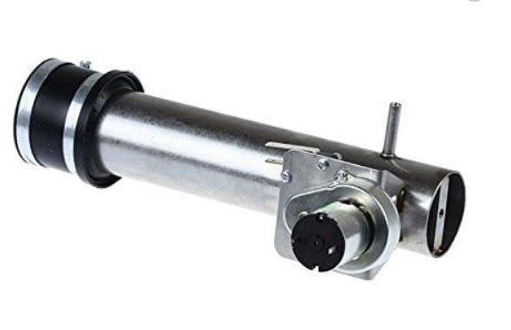 Патрубок заслонки в сборе с мотором SCC линия, SCC 101/102 начиная с 11/2007 22.00.576P