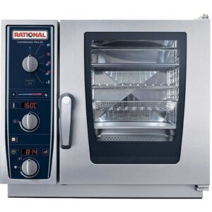 Пароконвектомат RATIONAL CombiMaster Plus XS 6-2/3 Элек. CA2ERRA.0001230