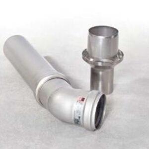 Сборник конденсата для вент. трубы . SCC_We, CM_P 61/62/101 B_ D начиная с 09/2011  60.72.591