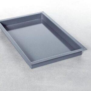 Гастроемкости, с гранитной эмалью 1/1 GN (325 x 530 мм) глубина 40 мм 6014.1104