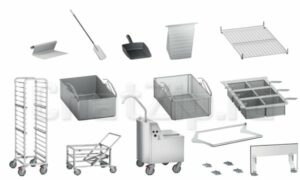 Аксессуары для iVario Pro L, XL стандартная комплектация