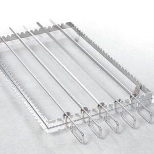 Вертел для гриля и тандури в наборе для аппаратов 6-1/1, 10-1/1,20- 1/1  60.72.414