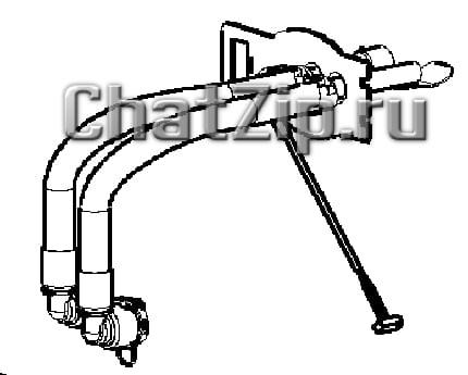 Крышка коллектора и термопарой B2 LM1; B D начиная с 03/2020 54.01.862S