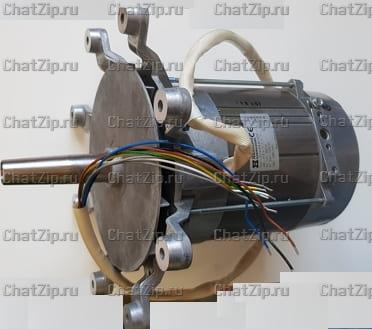 Мотор вентилятора с сальником C-линия CCM/CCC 102/202 380-415B/50Гц начиная с 05/1993
