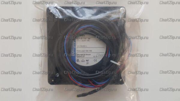 Вентилятор охлаждения SCC_WE,CM_P, 201/202 24B DC Начиная с 09/2011