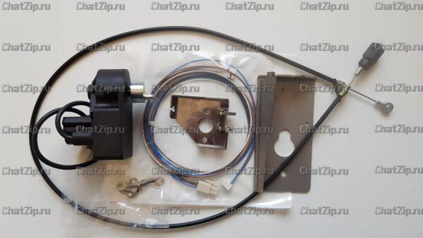 Комплект привода мотора клапана слива VCC 112 87.00.590