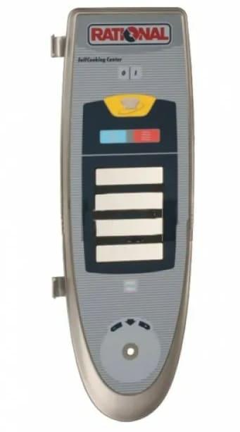 Вставка панели управления с декоративной накладкой RATIONAL SCC линия, SCC 61-202 *RA* начиная с 04/2004 87.00.000