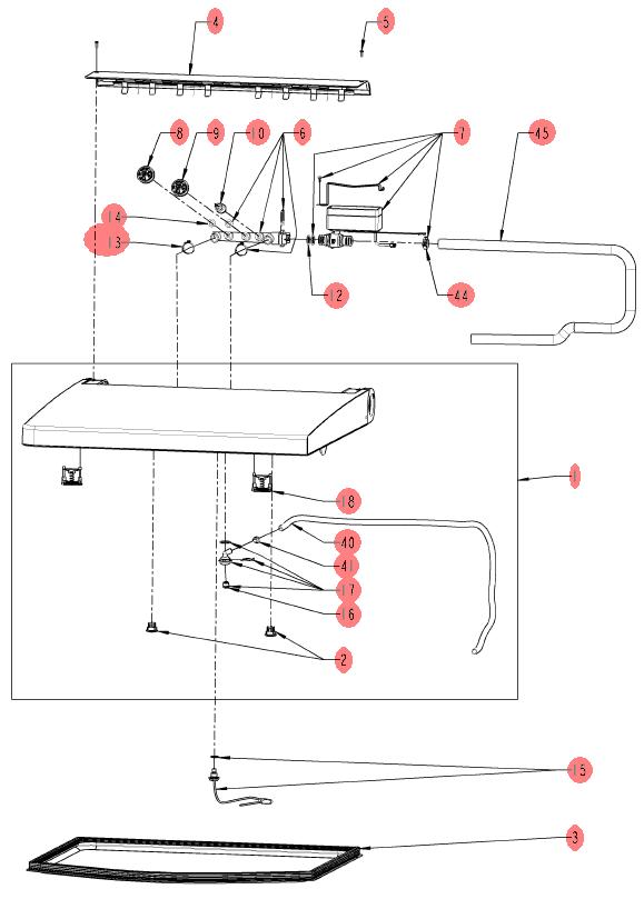 схема крышки iVario Pro